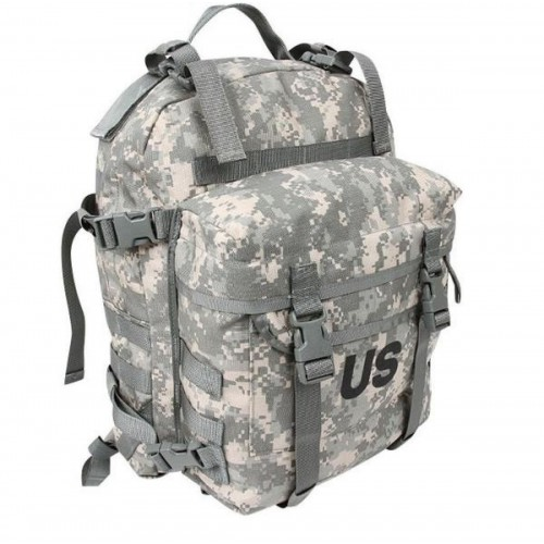 US Military MOLLE Assault Pack (ACU Pattern, MultiCam / OCP)