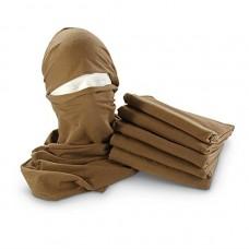 USGI Military Issue Coyote Brown Scarf Neckerchiefs